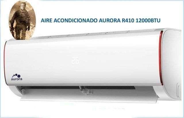 Aire acondicionado Aurora 18.000 btu - 0