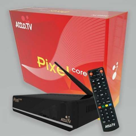Receptor de TV satelital - 0