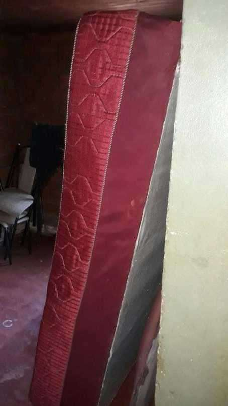 Sommier con colchón - 2