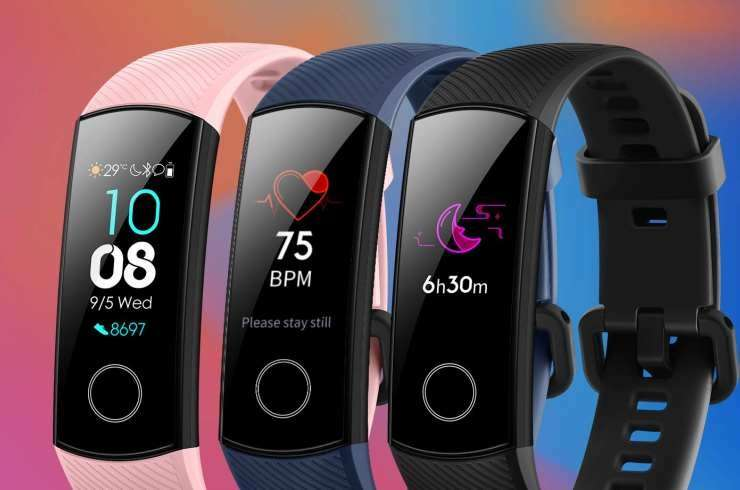 Reloj Smartband Huawei Honor Band 5 - 0
