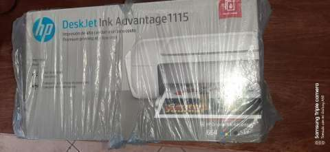 Impresora HP deskjet Advantage1115 - 0