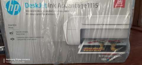 Impresora HP deskjet Advantage1115 - 1