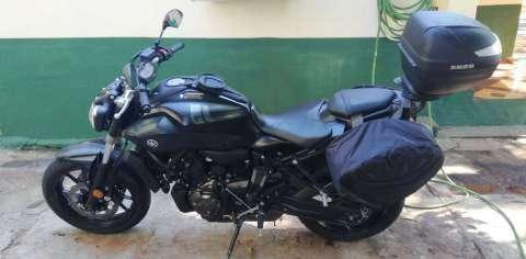Moto Yamaha 2019 - 1