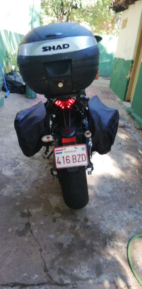 Moto Yamaha 2019 - 3