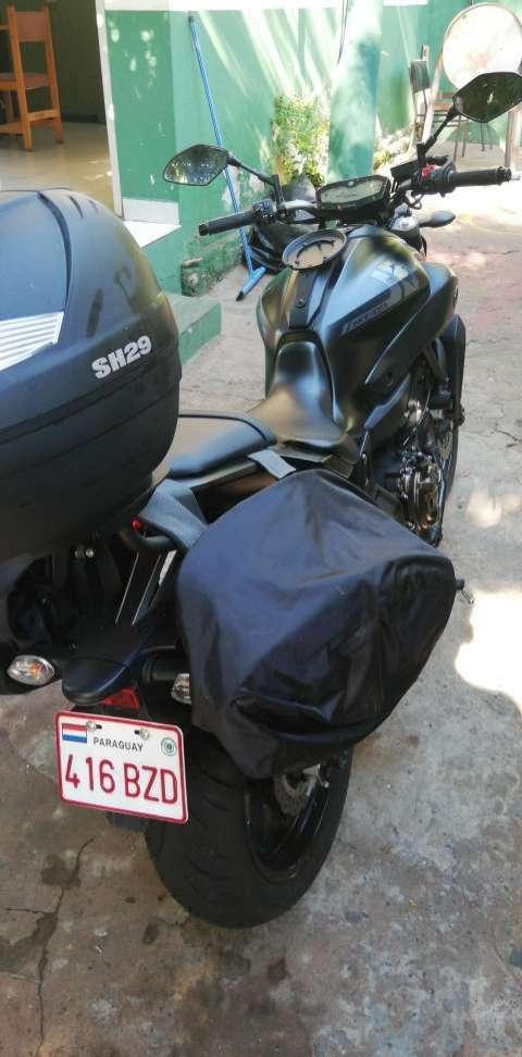 Moto Yamaha 2019 - 4