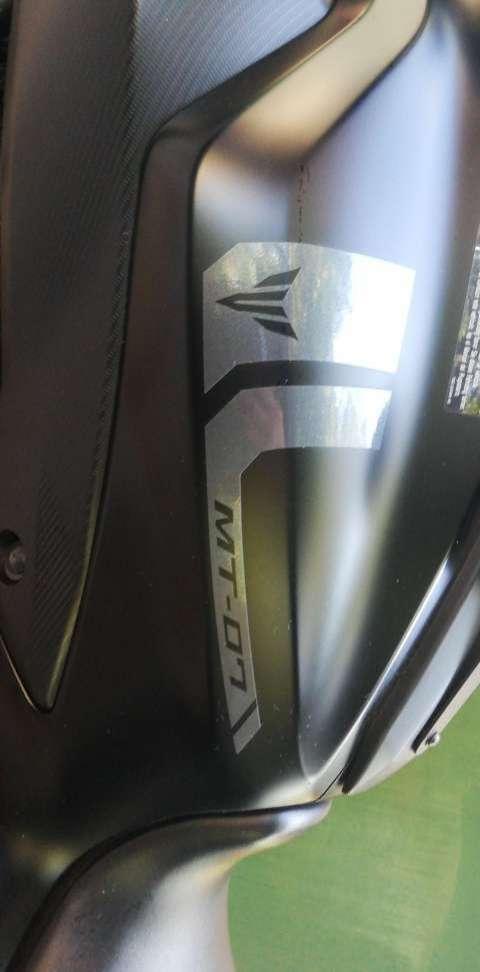 Moto Yamaha 2019 - 7