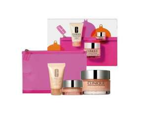 Clinique set moisture overload.