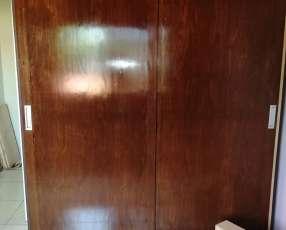 Placard puertas corredizas