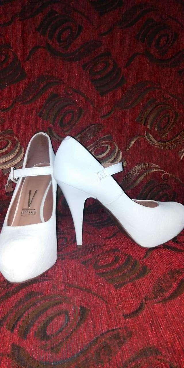 Zapato blanco - 0