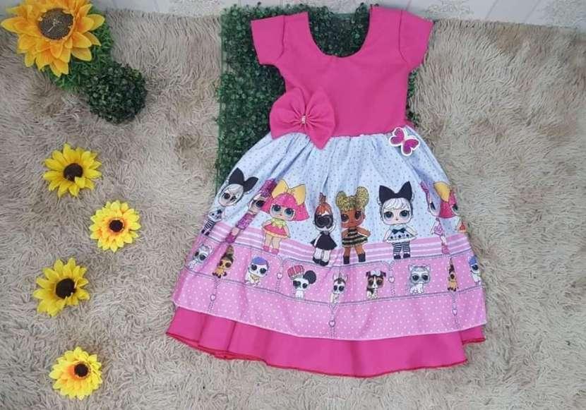 Vestido de niña - 0