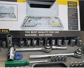 Caja de herramientas 52 piezas