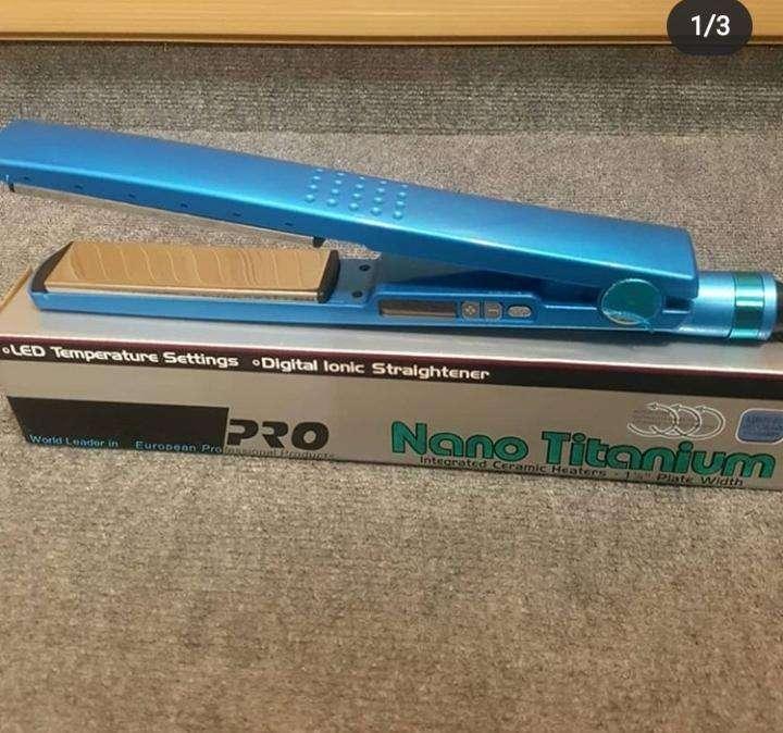 Planchita nano titanium - 0