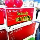 Tv led smart LG 32 pulgadas hd - 0