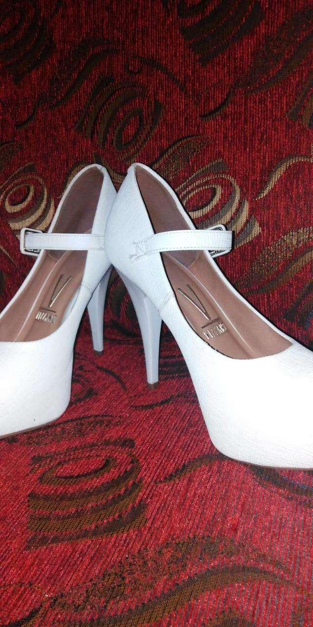Zapato blanco - 1