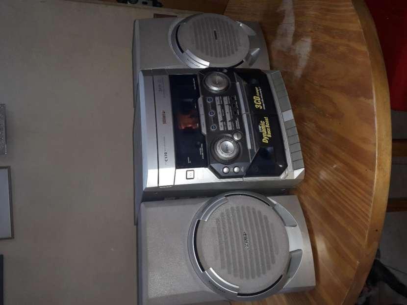 Equipo de sonido Philips - 2