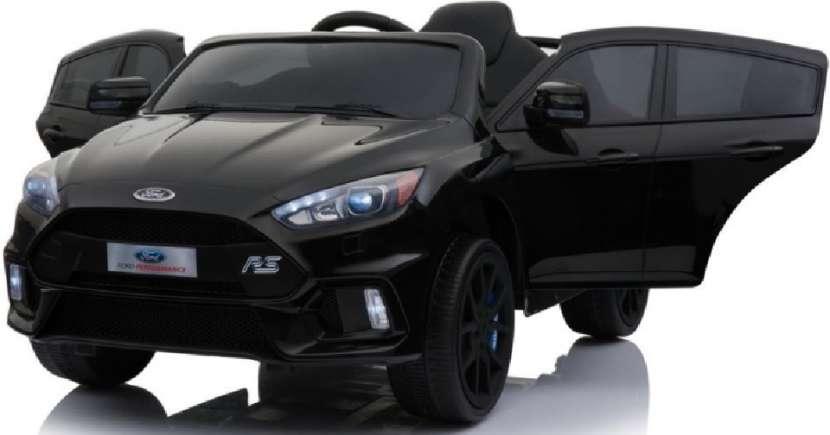 Ford focus eléctrico para niños - 0