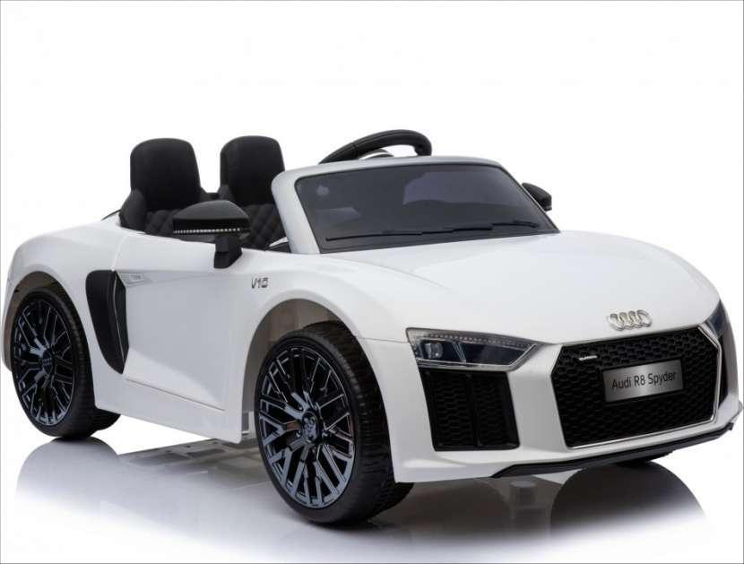 Audi Convertible para Niños - 0