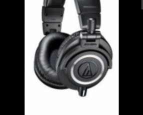 Auriculares m50x audio Technica