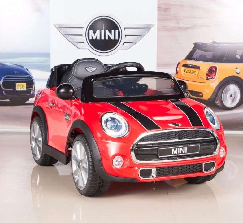 Minicooper para Niños - 0