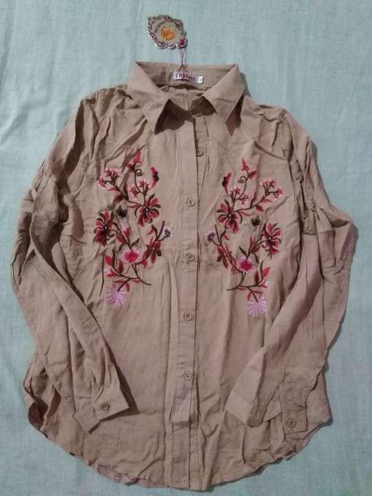 Camisas de algodón M - 0