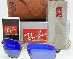 Lentes de sol Ray Ban nuevos 100% Originales color azul
