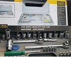 Caja de herramientas 25 piezas