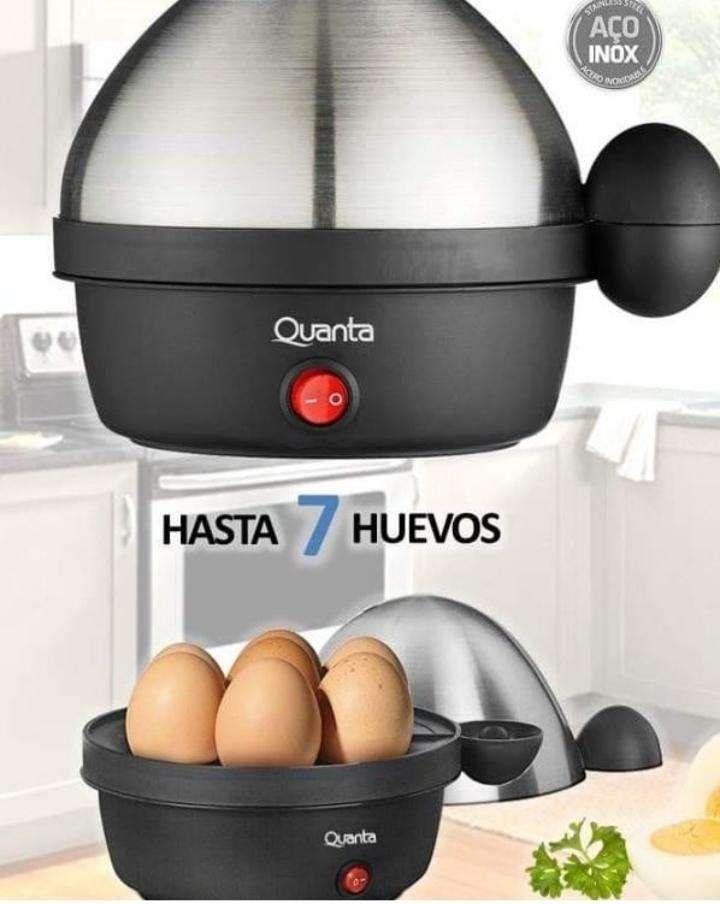 Hervidora de huevos - 0