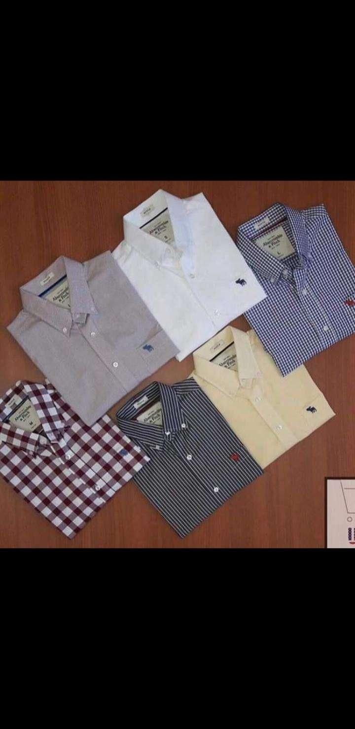 Camisa traídos de USA - 0