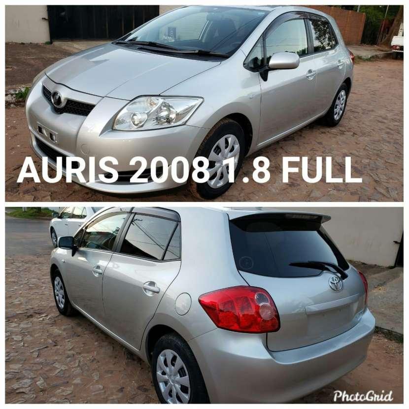 Toyota Auris 2008 motor 1.8 4x2 - 0