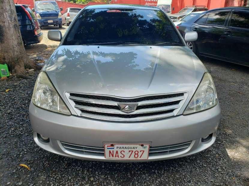Toyota allion 2002 - 2