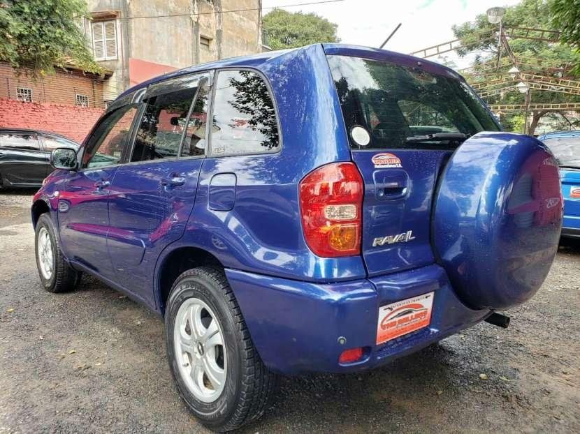 Toyota rav4 color azul 2005 - 3