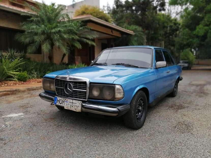 Mercedes Benz 1982 automático - 5