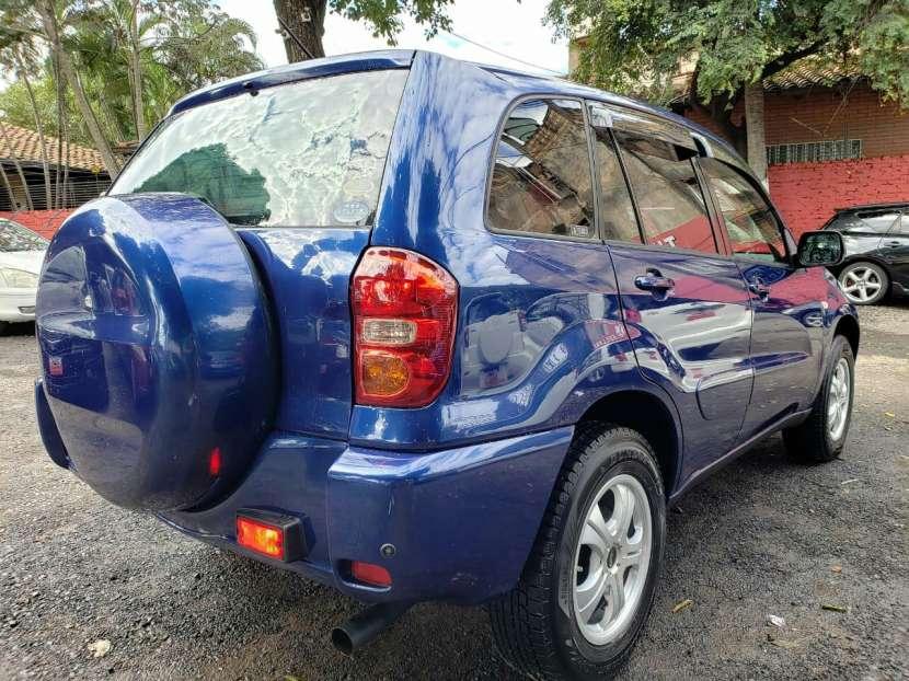 Toyota rav4 color azul 2005 - 5