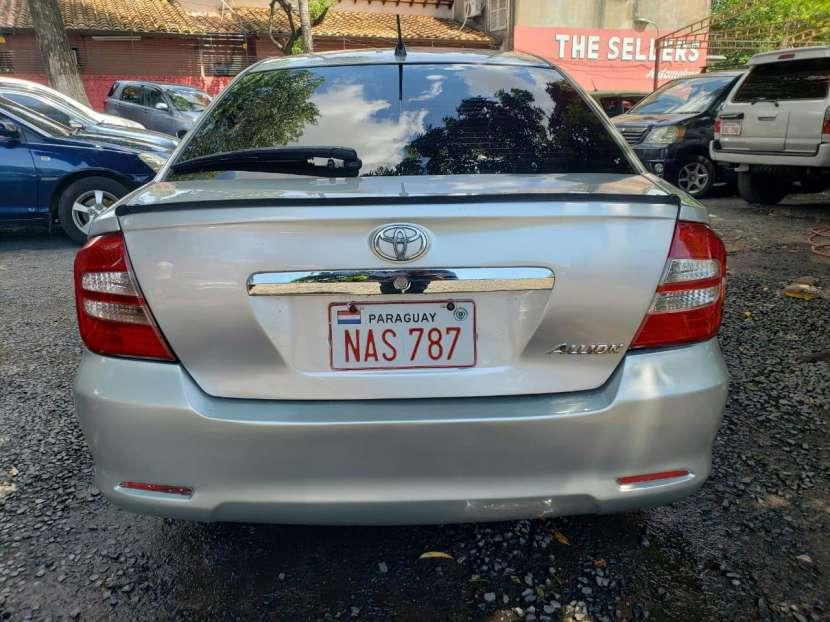 Toyota allion 2002 - 7