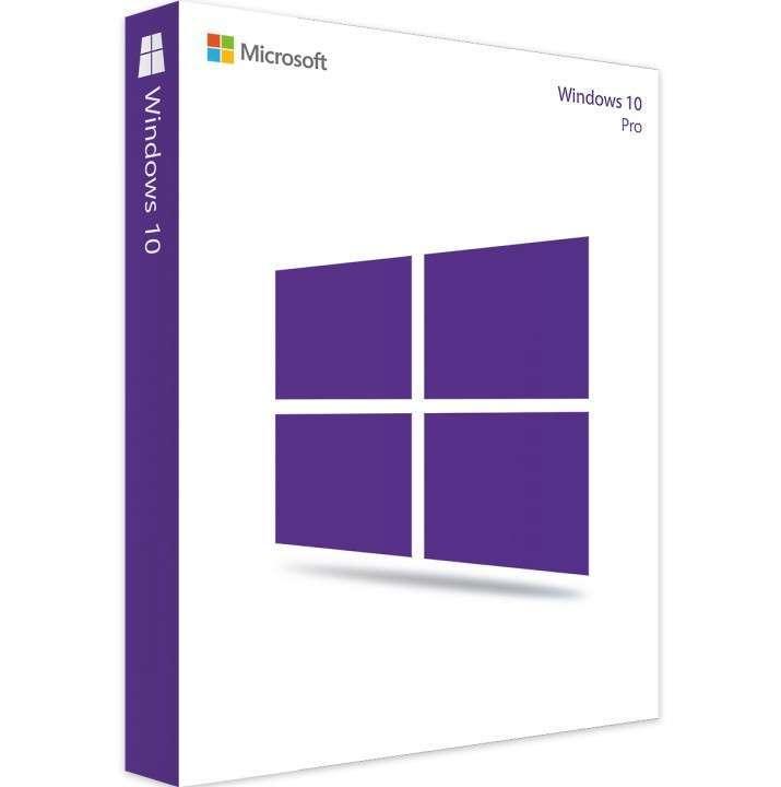 Licencia de Windows 10 Pro - 0