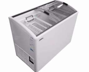 Exhibidora horizontal briket para helado eh4500 uc tvi 440 l
