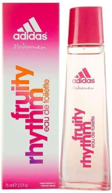 ADIDAS Fruity Rhythm edt 75 ml para damas - 0