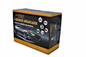 Acople para auto Cargador Arrancador FASCY 7800mah