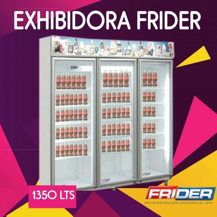 Exhibidora Frider - 0
