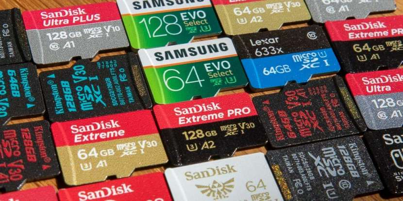 MicroSD 512gb Class 10 - 3