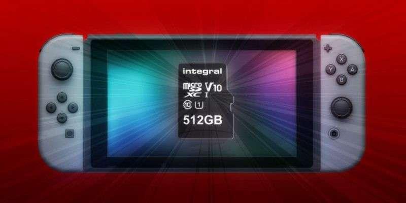 MicroSD 512gb Class 10 - 1
