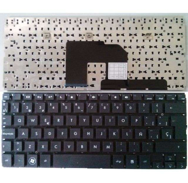 Teclado hp mini 5100/5101/5102 - 0