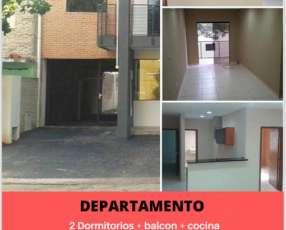 Departamento en Fernando de la Mora zona norte
