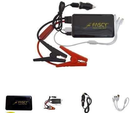 Acople para auto Cargador Arrancador FASCY 7800mah - 7