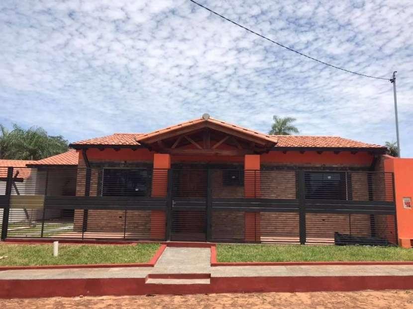 Casa a estrenar zona Ñemby - 1