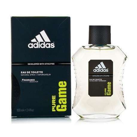 ADIDAS Pure Game edt 100ml (para caballeros) - 0