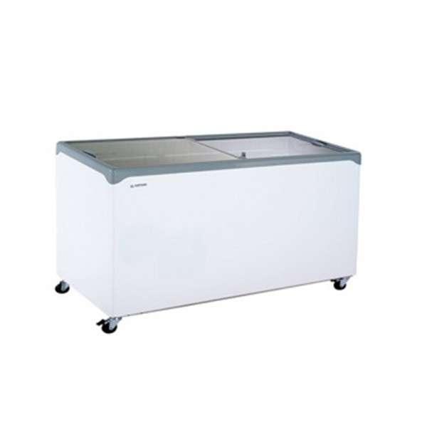Exhibidora ugur para helado v/r 500lts-horizontal - 0