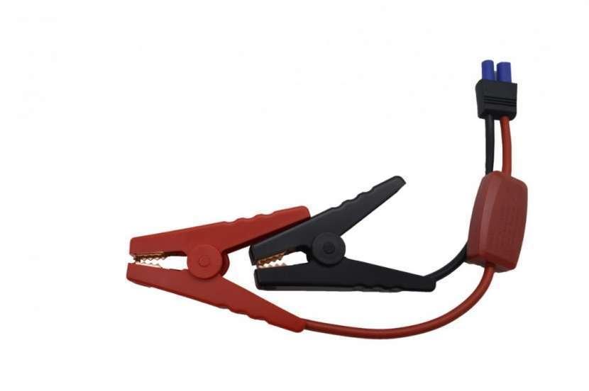 Acople para auto Cargador Arrancador FASCY 7800mah - 4