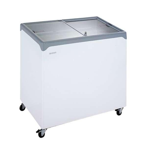 Exhibidora ugur para helado v/r 200lts-horizontal - 0
