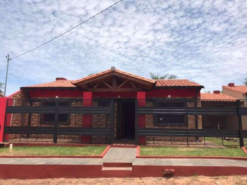 Casa a estrenar zona ñemby - 2